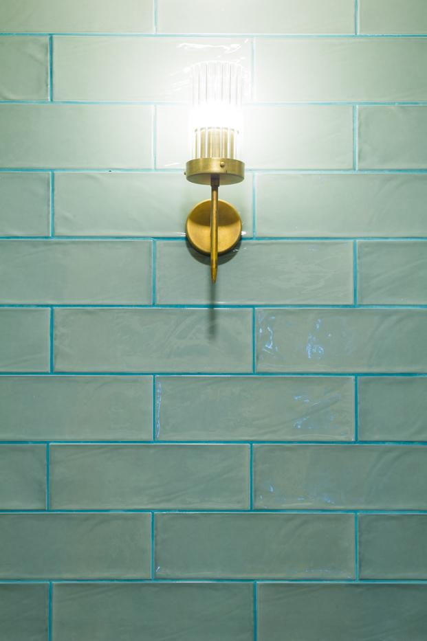 lamparas de Norman Copenhague interiorismo piedra papel tijera bar saborea diariodesign