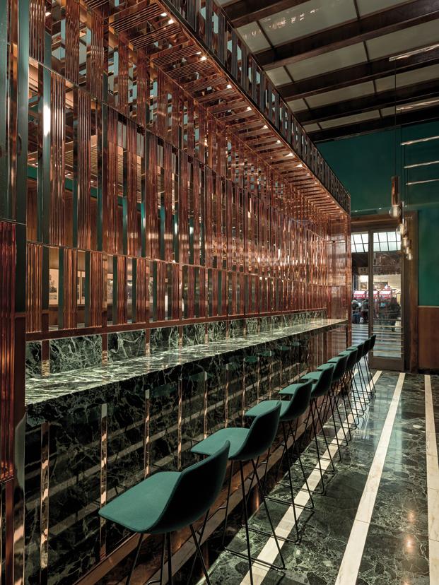 restaurante Vyta Santa Margherita en florencia diariodesign