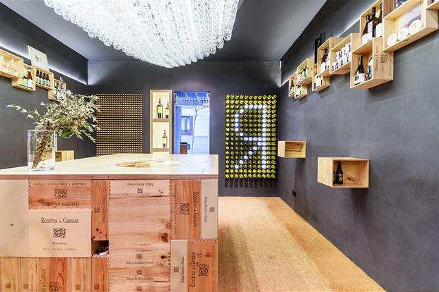 3-Wine Store Remirez de Ganuza-Mecanismo-Javier Bravo