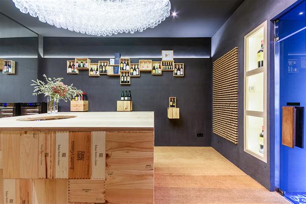 4-Wine Store Remirez de Ganuza-Mecanismo-Javier Bravo