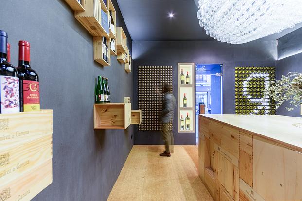 5-Wine Store Remirez de Ganuza-Mecanismo-Javier Bravo