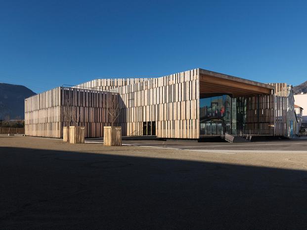 edificio musica electronica en grenoble edificio arnod architectes diariodesign