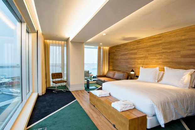 suite hotel azor en portugal