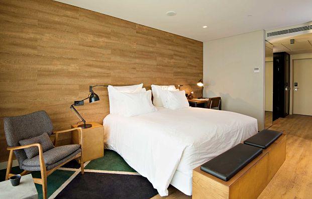 habitacion doble hotel azor en isla san miguel