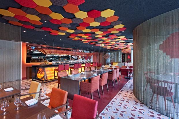 hotel w mexico city restaurante diariodesign