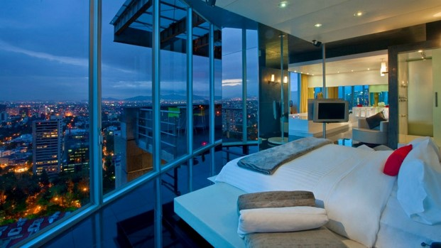 hotel w mexico city wow Suite diariodesign