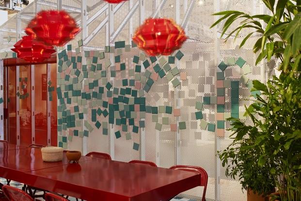 sobremesa porpedrojuana casa Airbnb en design miami 2016