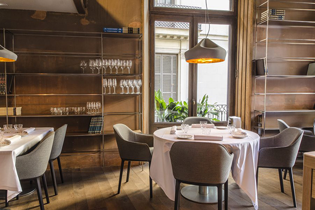 restaurante en barcelona el cercle de alfredo arribas