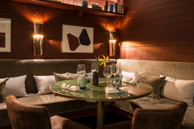 bar del Vincci hoteles Mae West en Barcelona diariodesign