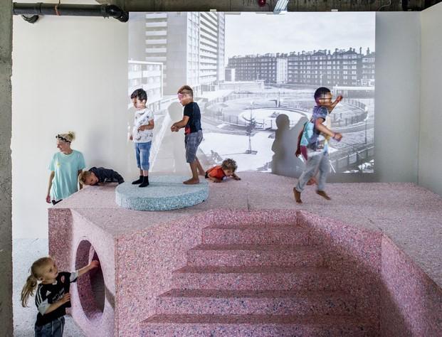 Brutalismo en londres Playgrounds S1 Gallery