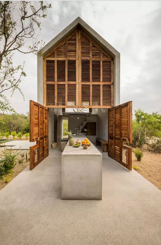 pequena casa Tiny airbnb diariodesign