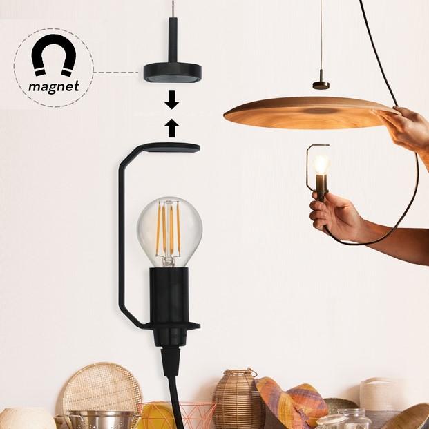 lampara colgante original lampit en diariodesign