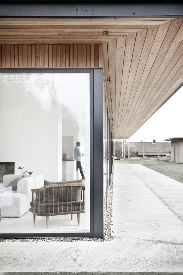 Reydon Grove Farm de norm architects casa granja en diariodesign