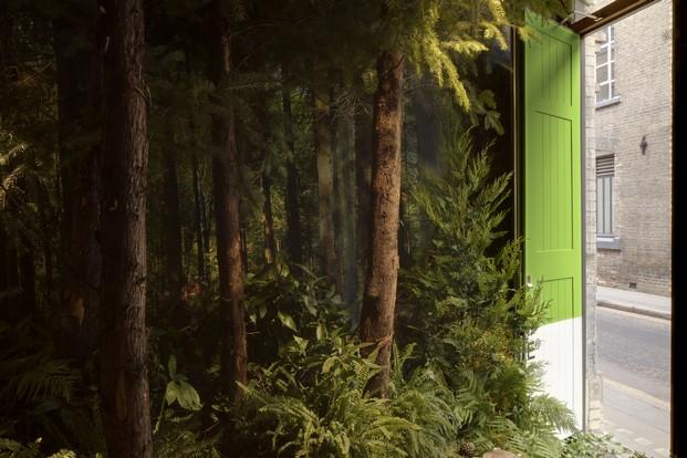 AirBnB y Greenery pantone color del año diariodesign
