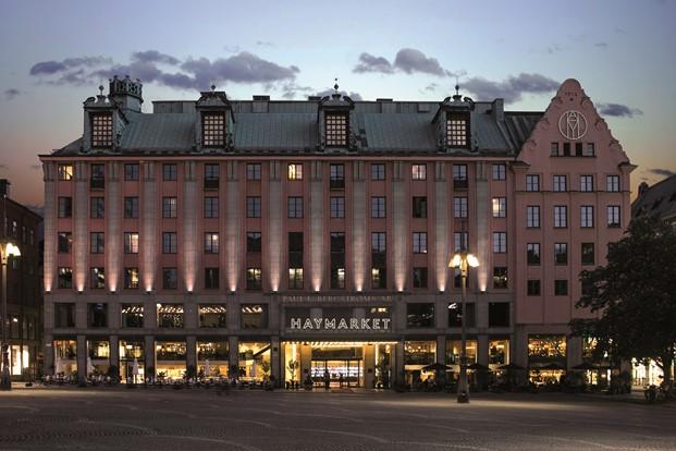 HOtel Haymarket EStocolmo (2)