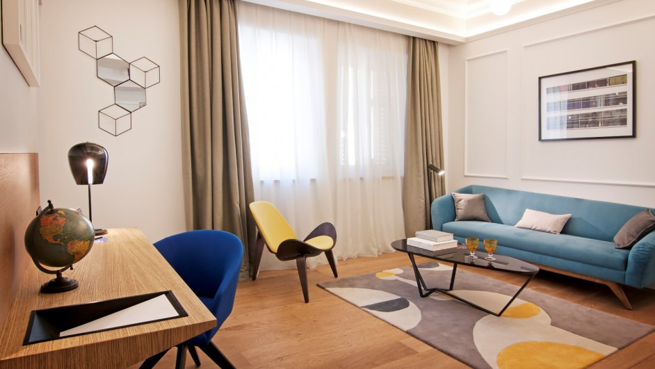 Hotel One Shot Palacio Reina Victoria en Valencia Diario Design 1