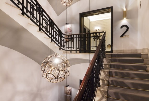 Hotel One Shot Palacio Reina Victoria en Valencia Diario Design 3