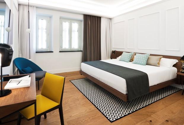 Hotel One Shot Palacio Reina Victoria en Valencia Diario Design 5