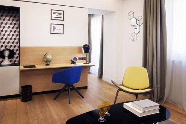 Hotel One Shot Palacio Reina Victoria en Valencia Diario Design 7