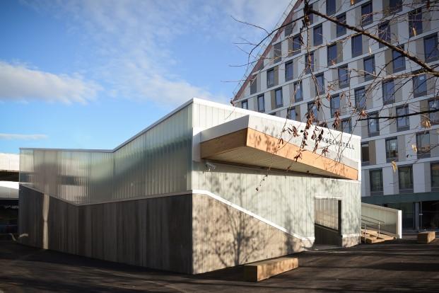Lillestrom Bicycle Hotel en Noruega Diario Design