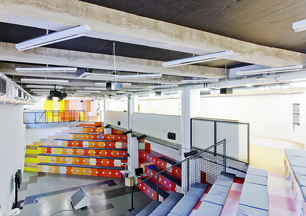 oficinas de los Premios Mies van der Rohe 2017 diariodesign