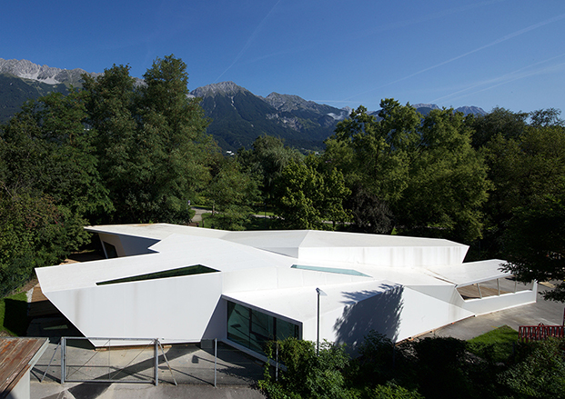 School of Arts and Architecture for Young People diariodesign