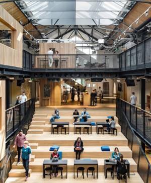 apartamentos airbnb The Warehouse en Dublin Diario Design