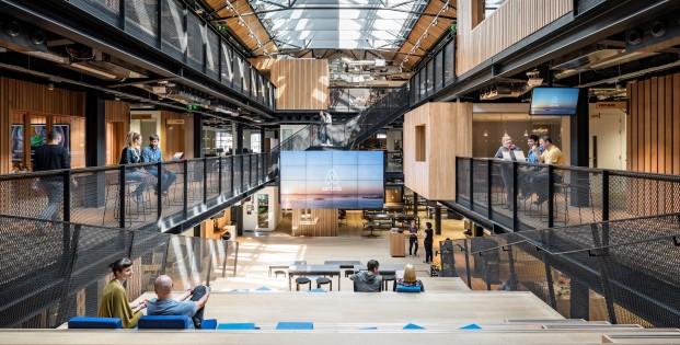 apartamentos airbnbThe Warehouse en Dublin Diario Design