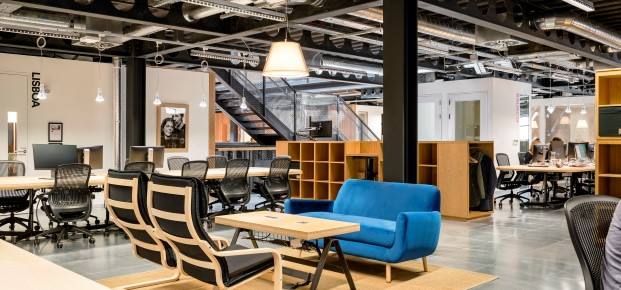 The Warehouse en Dublin Diario Design 7