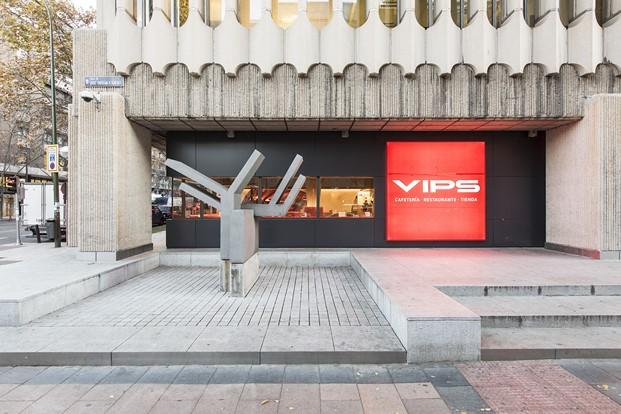 VIPS cambia de cara y se vuelve ochentero Ilmiodesign diariodesign