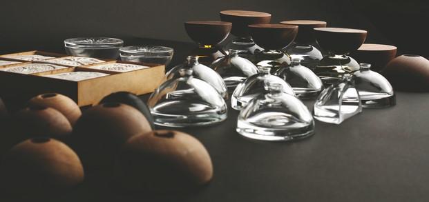 envases xinu perfumes de Esrawe el jardin secreto en mexico diariodesign