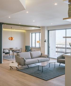 zooco estudio apartamento en madrid