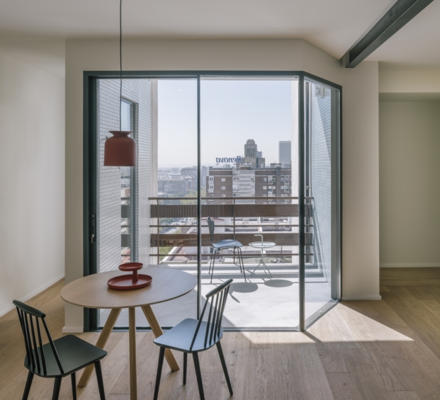apartamento en madrid en diariodesign