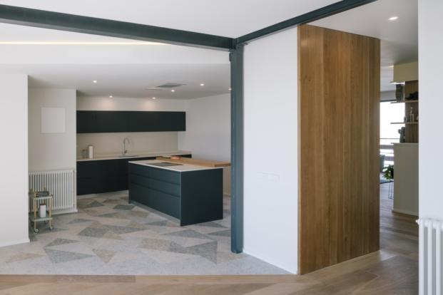 reforma de piso en madrid por zooco estudio
