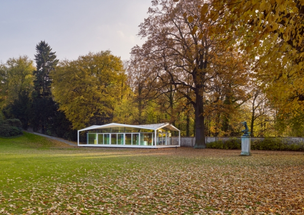 fellows pavilion american academy in berlin alemania finalista premio mies van der rohe 2017 diariodesign