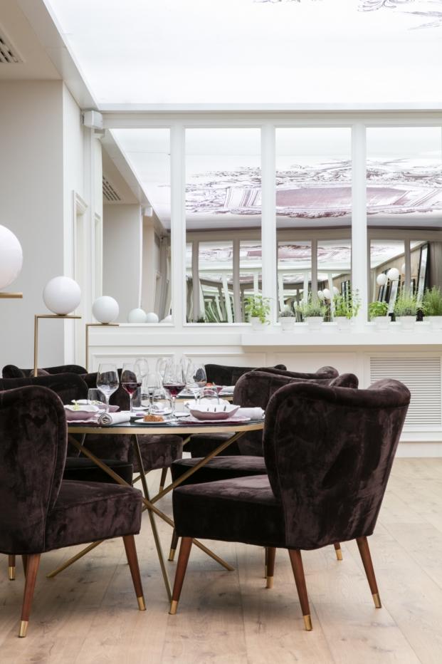 hotel gran melia palacio de los duques en madrid velazquez diariodesign