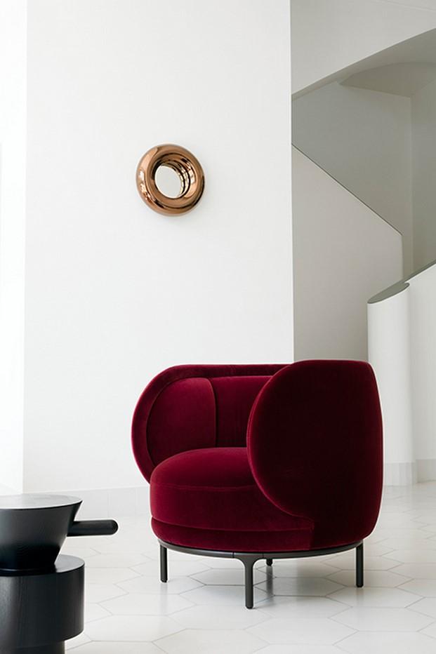 butaca vuelta de hayon para wittmann furniture diariodesign