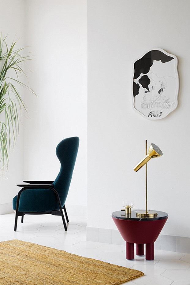 muebles de salon de hayon para wittmann furniture diariodesign