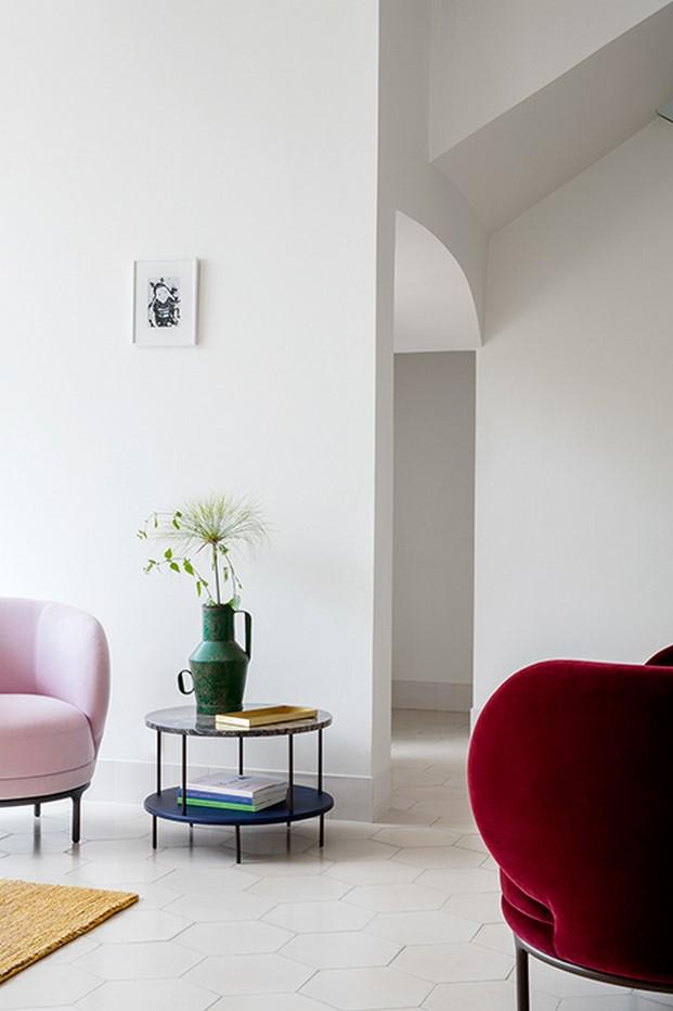 mesas dd colaboracion de hayon para wittmann furniture diariodesign