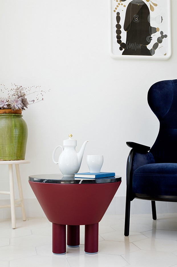 colaboracion de hayon para wittmann furniture diariodesign