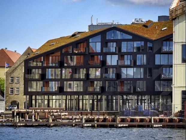 apartamentos en copenhage arquitectura democratica Vilhelm Lauritzen Architects y cobe diariodesign