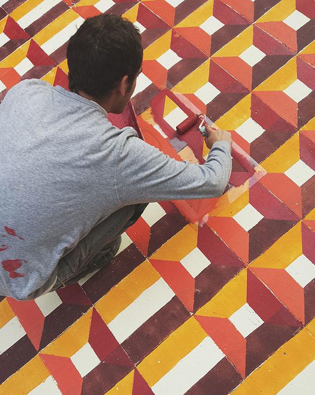 grafitero hidraulico javier de riba disenadores espanoles jovenes talentos en diariodesign