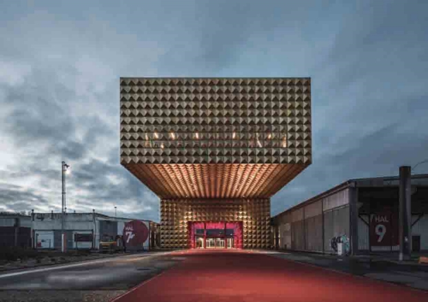 ragnarock the museum for pop rock and youth culture dinamarca diariodesign