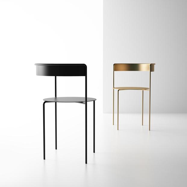 mejor silla de diseño para hosteleria en 2016 Avoa de Pedro Paulo Venzon Restaurant & Bar Design Awards