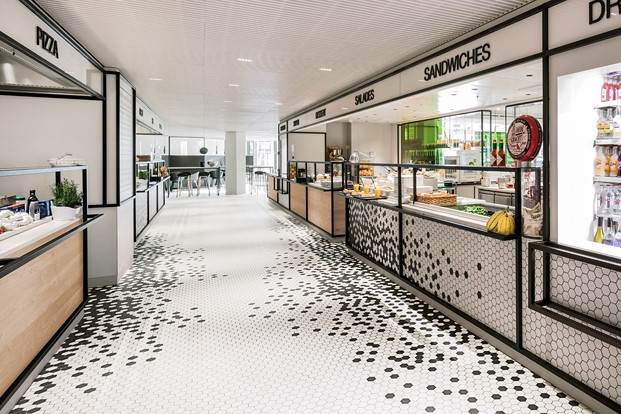 The Kitchen en Utrecht: diseño en verde para comérselo ...