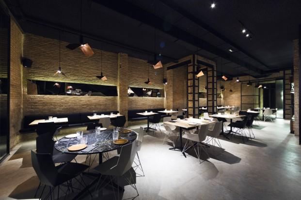Bouet Restaurant en Valencia ©AlfonsoCalza Diario Design 2