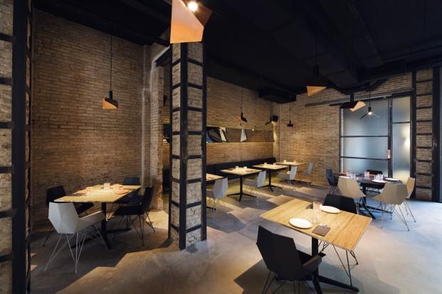 Bouet Restaurant en Valencia ©AlfonsoCalza Diario Design 4