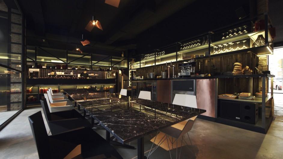 Bouet Restaurant en Valencia ©AlfonsoCalza Diario Design 1