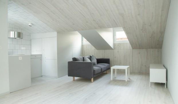 Casa 77 en pamplona apartamento diariodesign