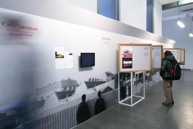 centro centro expo en Madrid sobre arquitectura madrileña